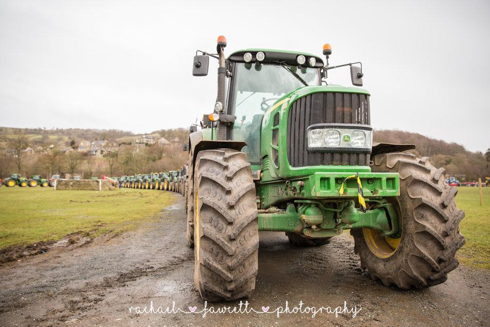 Tractor Run 491