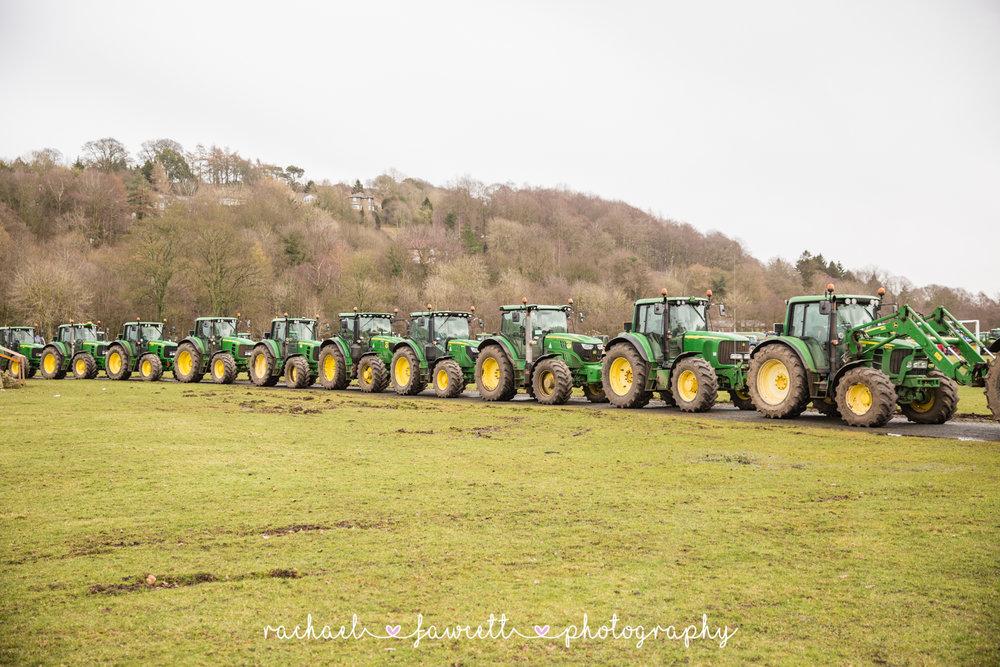 Tractor Run 492
