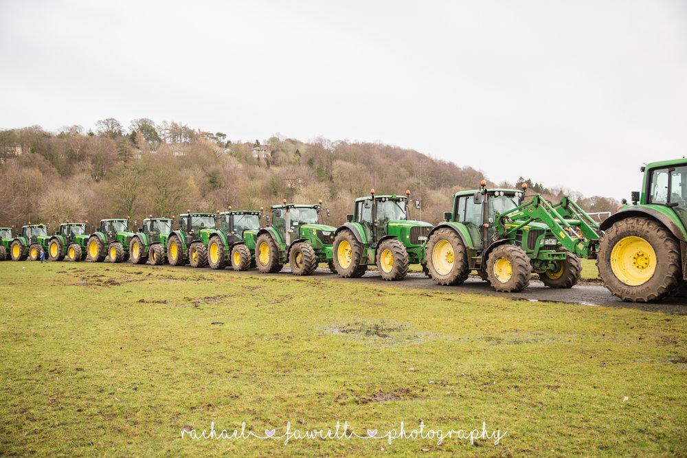 Tractor Run 493