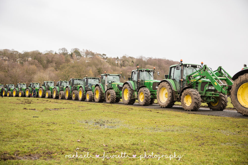 Tractor Run 494