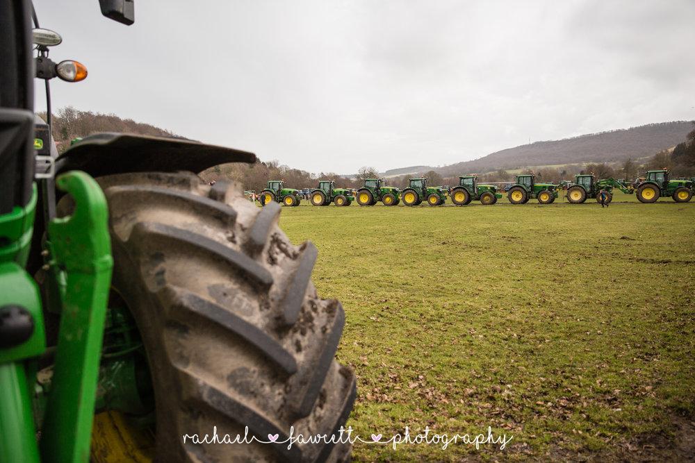 Tractor Run 496