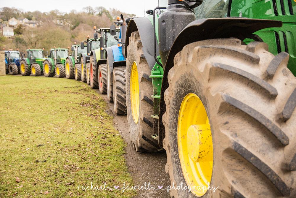 Tractor Run 497
