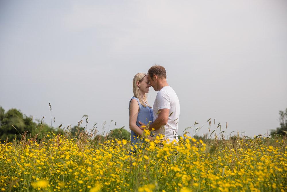 Rachael and Matt
