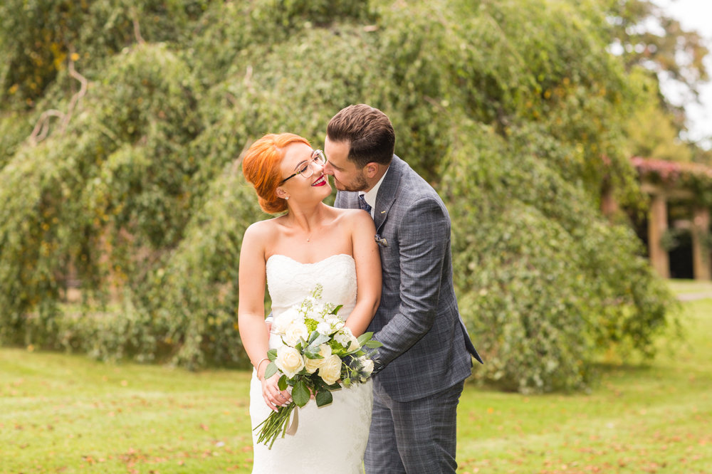 Mr and Mrs Hanson
