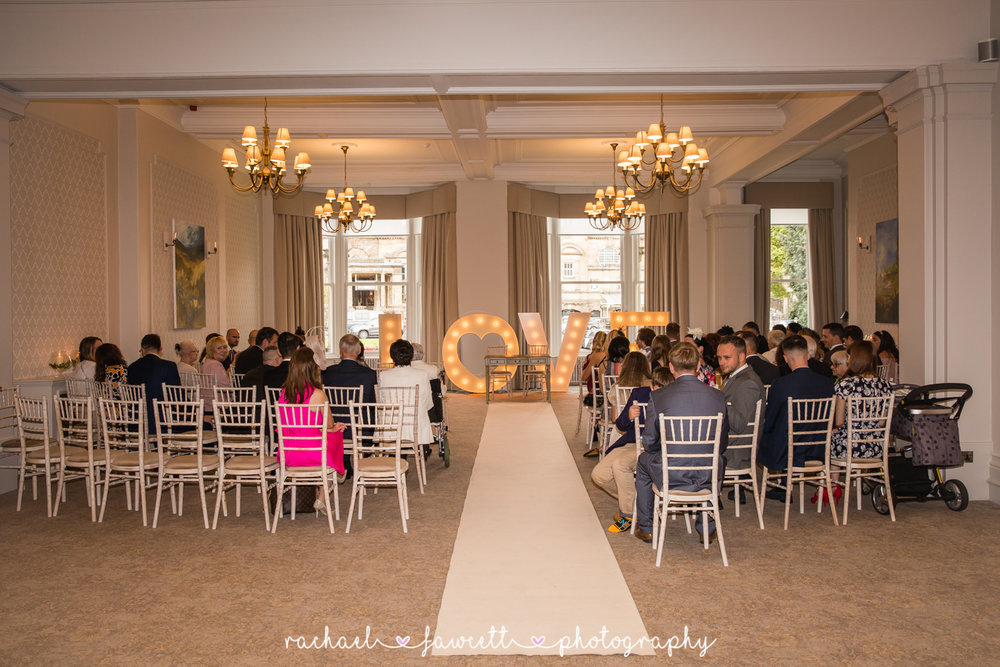 St George Hotel Harrogate wedding photographer 19