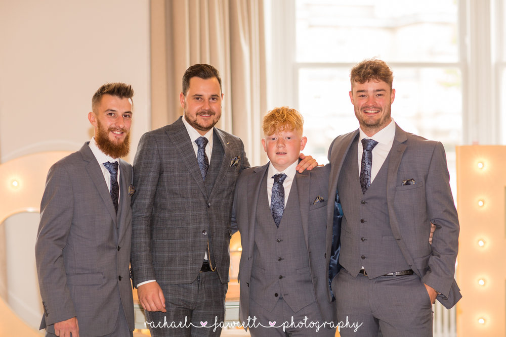 St George Hotel Harrogate wedding photographer 21
