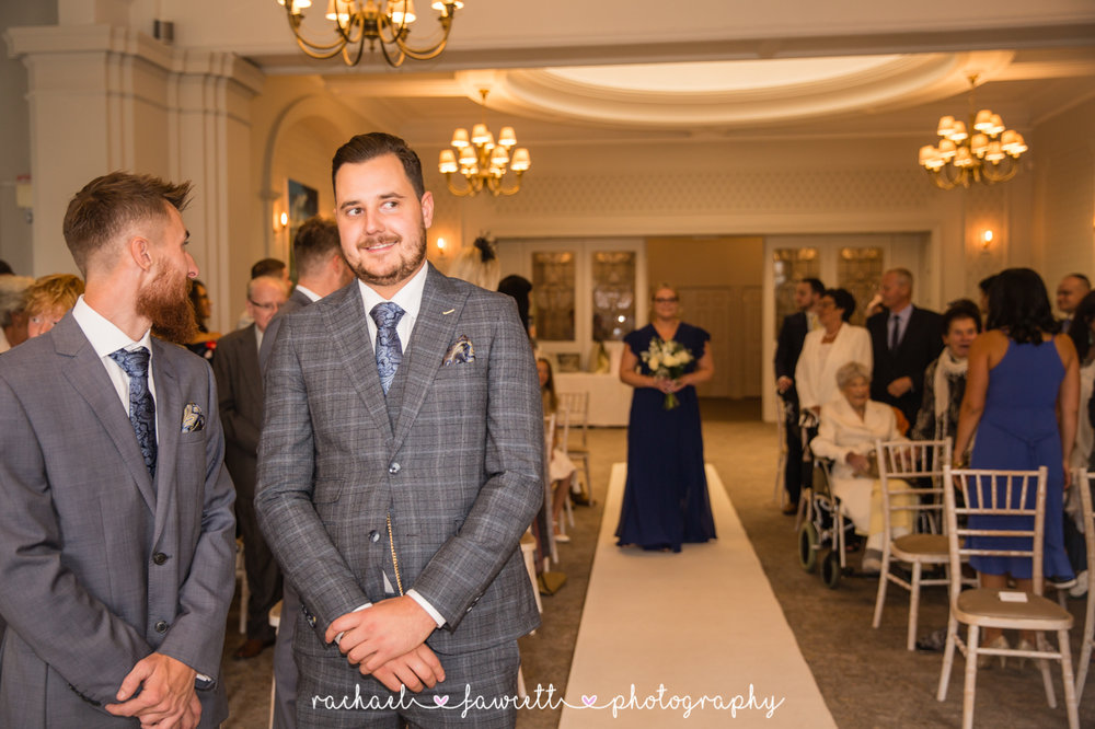 St George Hotel Harrogate wedding photographer 23