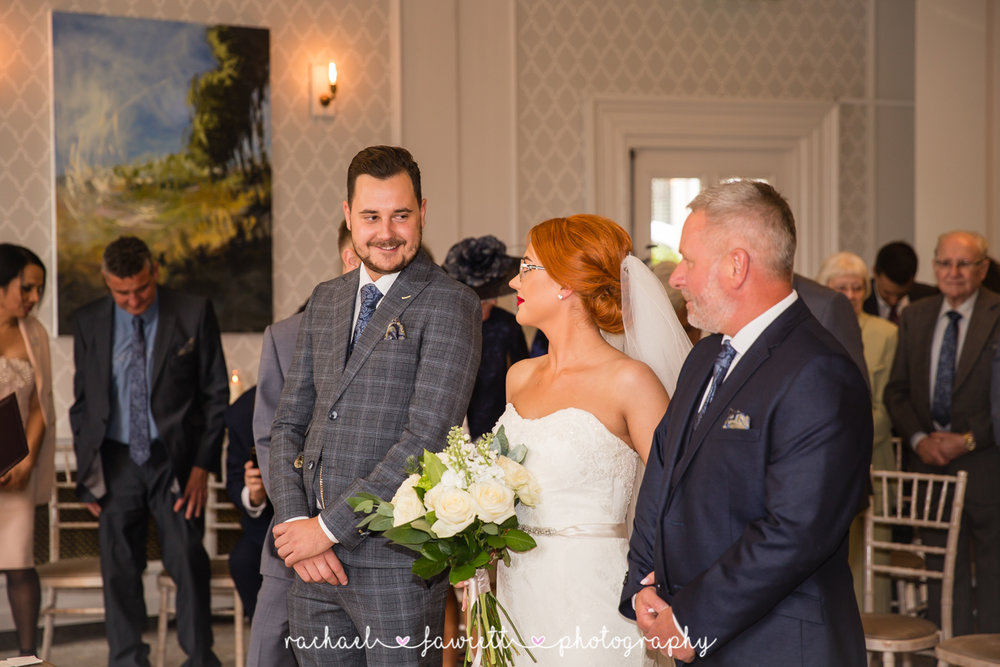 St George Hotel Harrogate wedding photographer 25