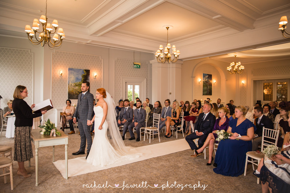 St George Hotel Harrogate wedding photographer 27