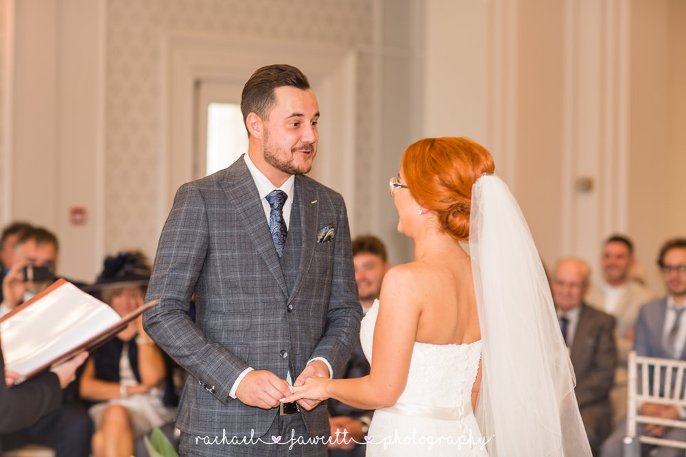 St George Hotel Harrogate wedding photographer 30
