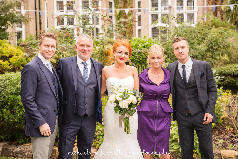 St George Hotel Harrogate wedding photographer 38