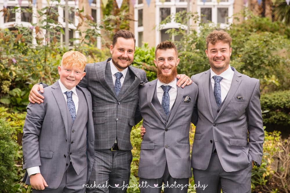 St George Hotel Harrogate wedding photographer 39