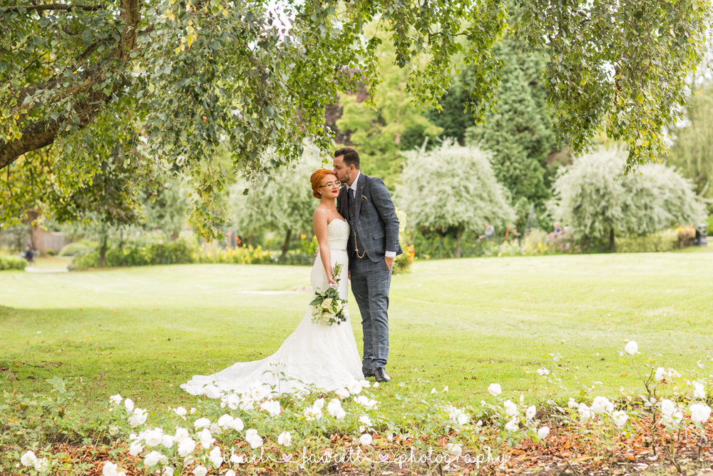 St George Hotel Harrogate wedding photographer 55