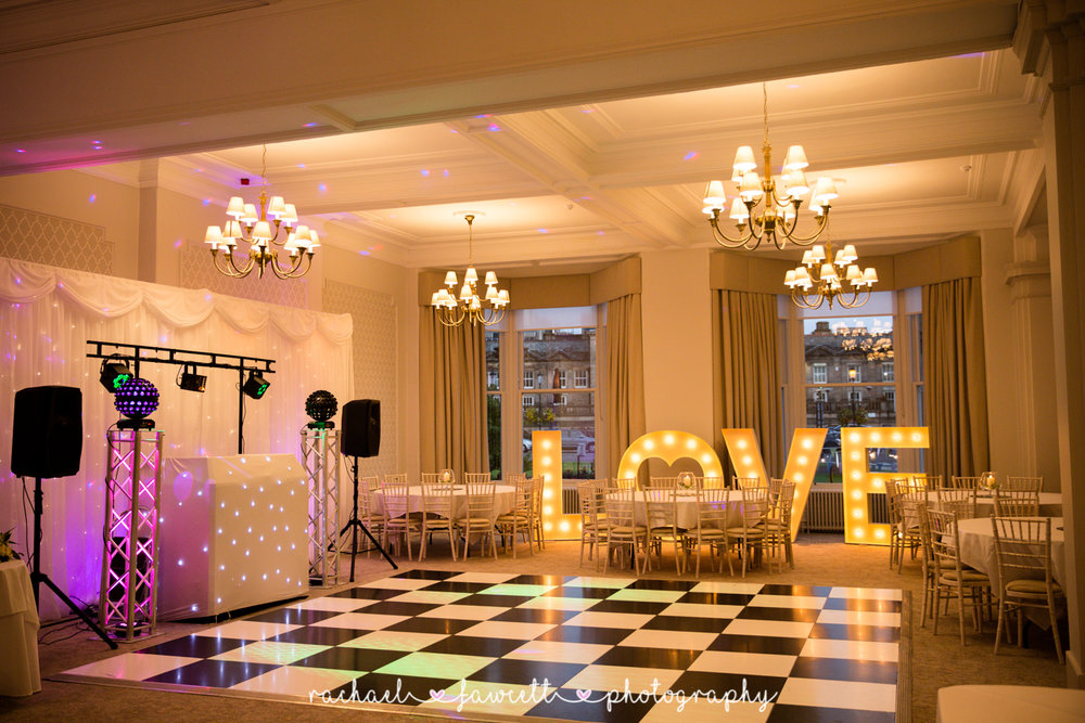 St George Hotel Harrogate wedding photographer 71