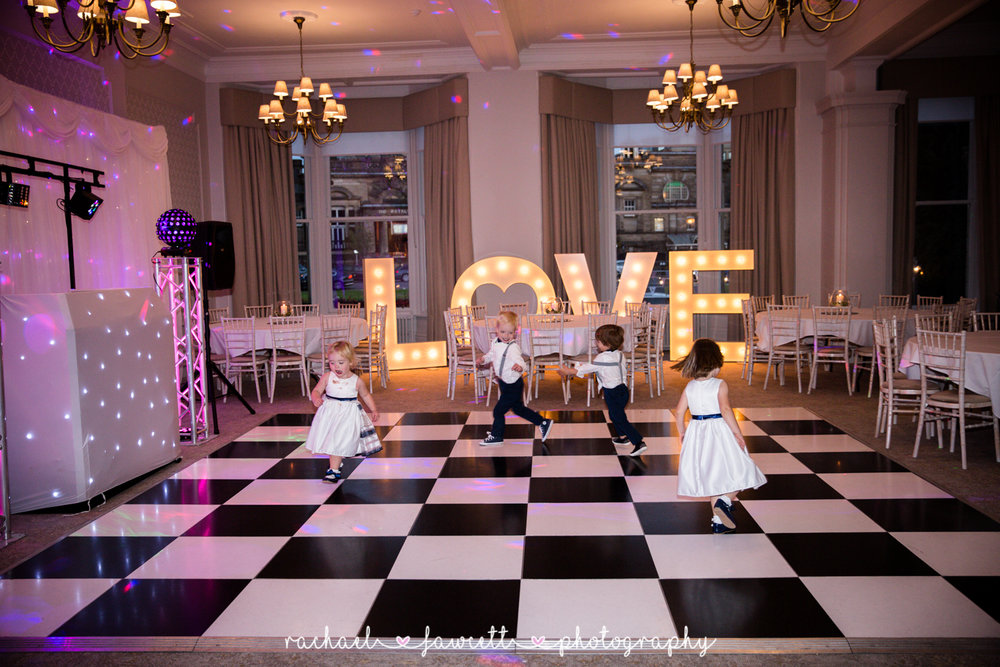 St George Hotel Harrogate wedding photographer 72