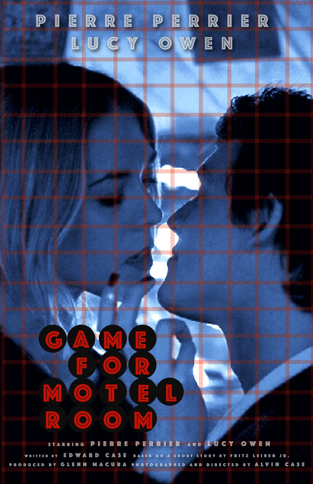 Game For Motel Room  - Based on a Fritz Leiber Jr. science-fiction short story, Game For Motel Room centers on an itinerant man brought in for an unspecified job, which leads to a night on the town with a very odd and beautifully strange woman.