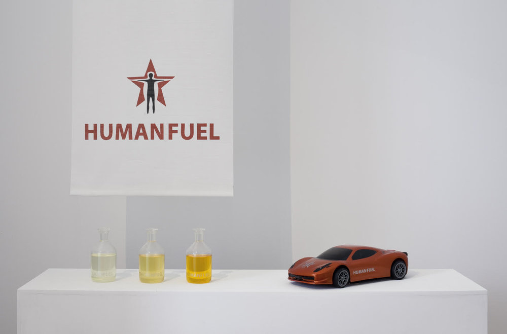 HUMANFUEL by Hege Tapio. Photo: Lea Nielsen.