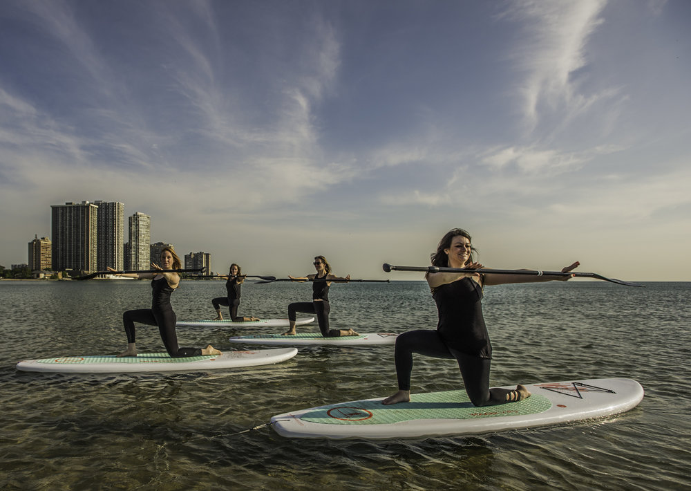 SUP GROUP PILATES