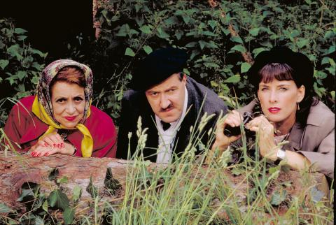 Image result for allo allo the resistance