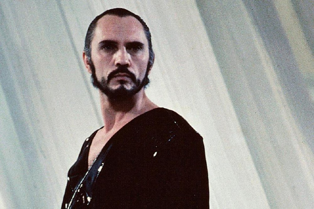 Terence Stamp as General Zod in Superman II (1980)