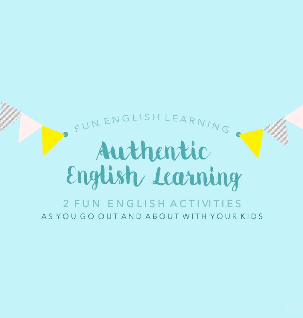 Fun English Learning: Authentic Learning Activities