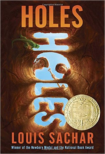 http://www.bookdepository.com/Holes-Louis-Sachar/9780440414803/?a_aid=LILBUTMIGHTY
