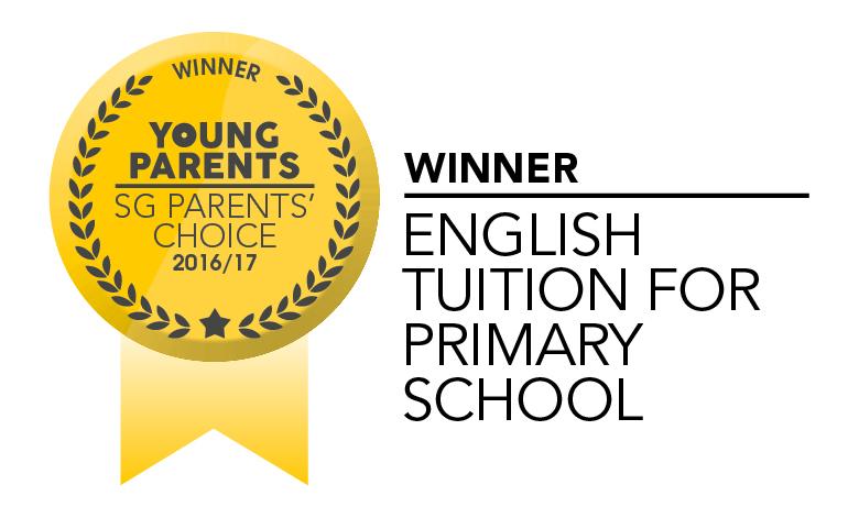 Winner Young Parents SG Parents' Choice 2016/2017