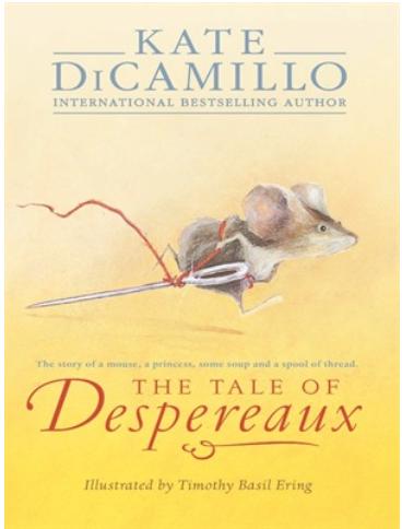 I Love Reading | The Tale of Despereaux