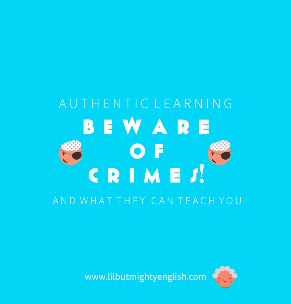 Beware of Crimes