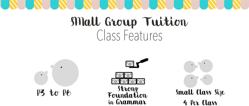 Lil' but Mighty Small Group Tuition Class Features