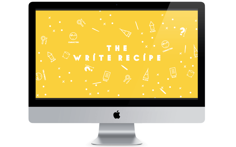 The Write Recipe - Creative Writing Online Course