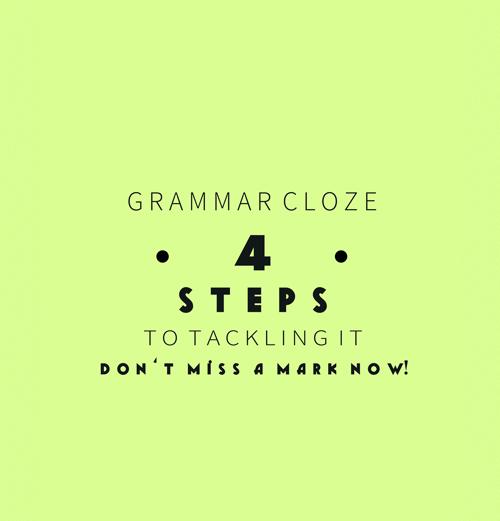 PSLE Grammar & Cloze Passage | Tackling the Grammar Cloze