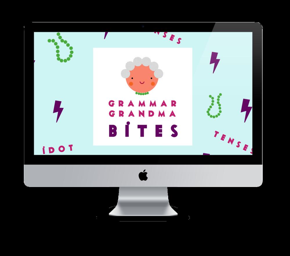 Grammar Grandma Bites LBM Online Course