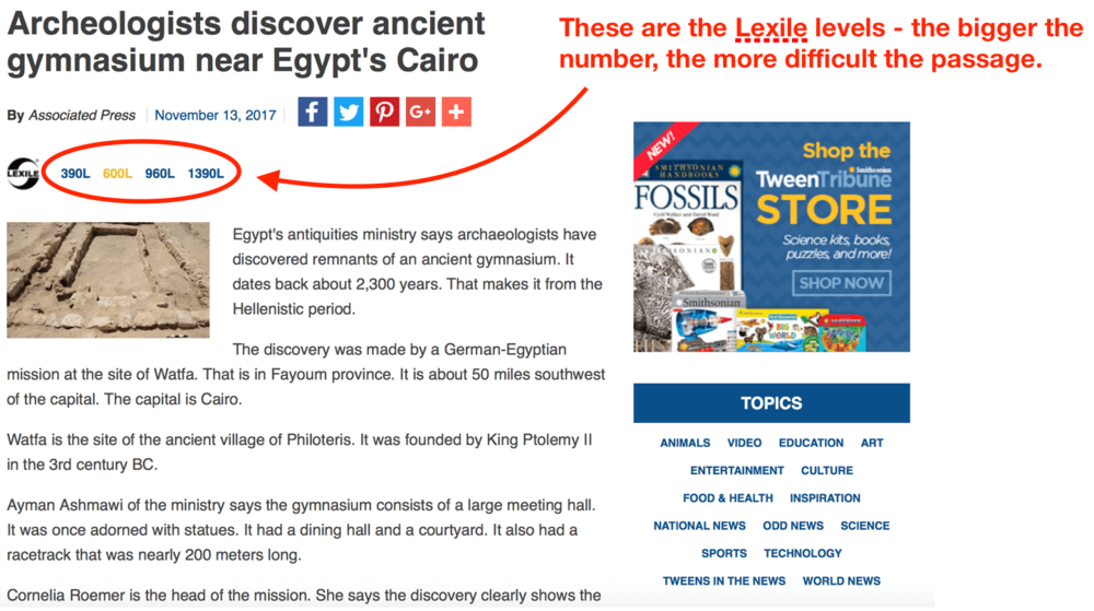 (taken from  https://www.tweentribune.com/article/tween56/archeologists-discover-ancient-gymnasium-near-egypts-cairo/ )