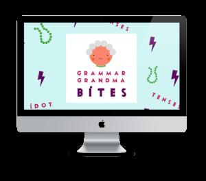 Grammar Grandma Bites Online Course