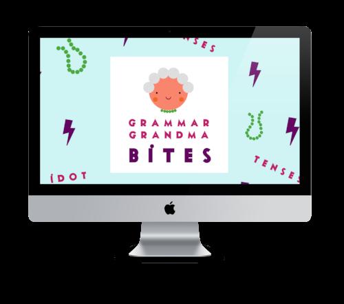 Grandma Grammar Bites