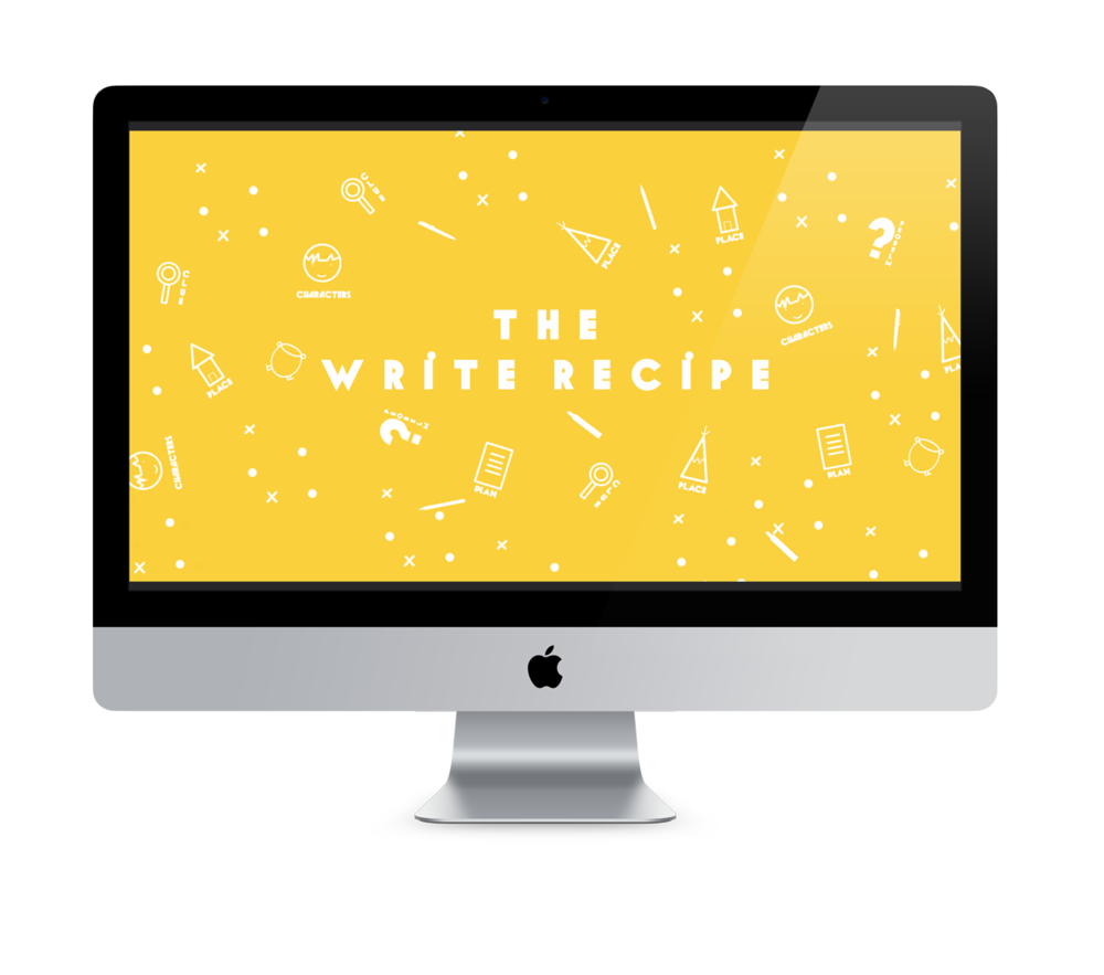 The Write Recipe - 1. Learn about how to plan your writing2. Know the key ingredients to create exciting content during planning3. See the flow of your story with our unique paragraph-by-paragraph structure (New!)4. Application to questions with the PSLE format