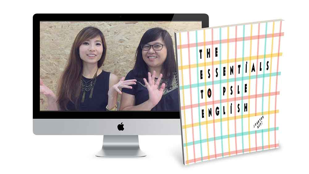 Essentials to PSLE English Starter-Kit