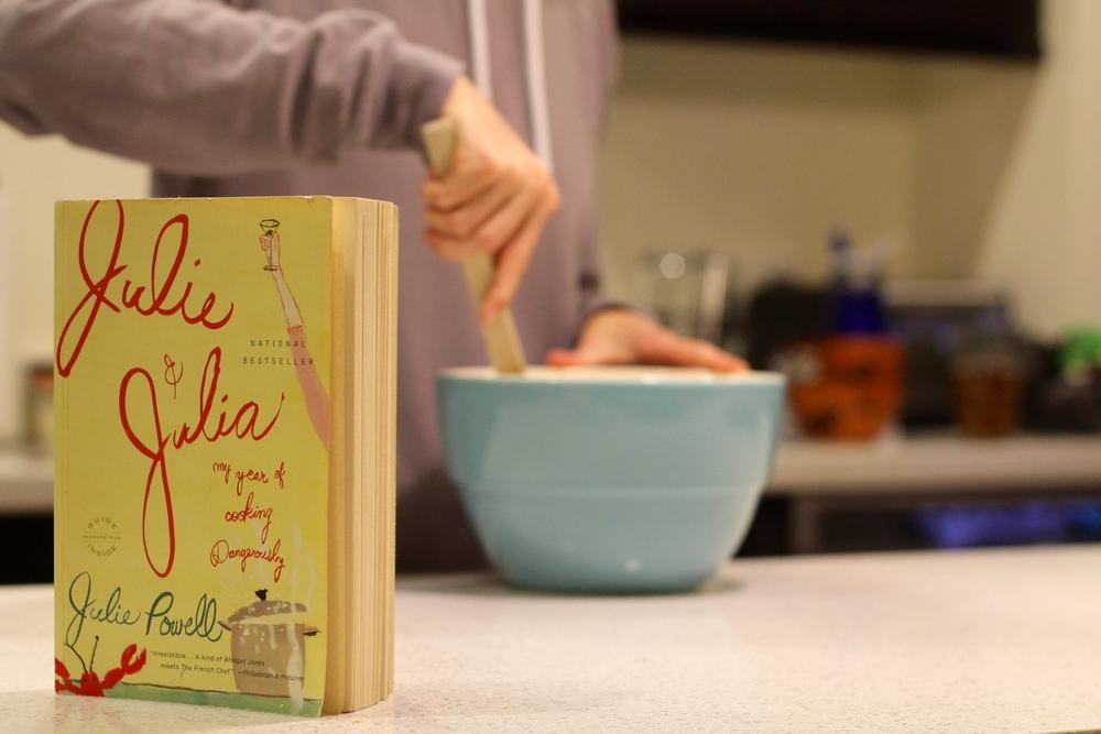 gilt edge | from the books :: julie & julia
