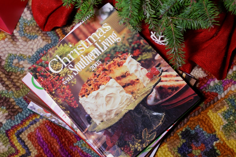 gilt edge | from the books :: christmas cookbooks