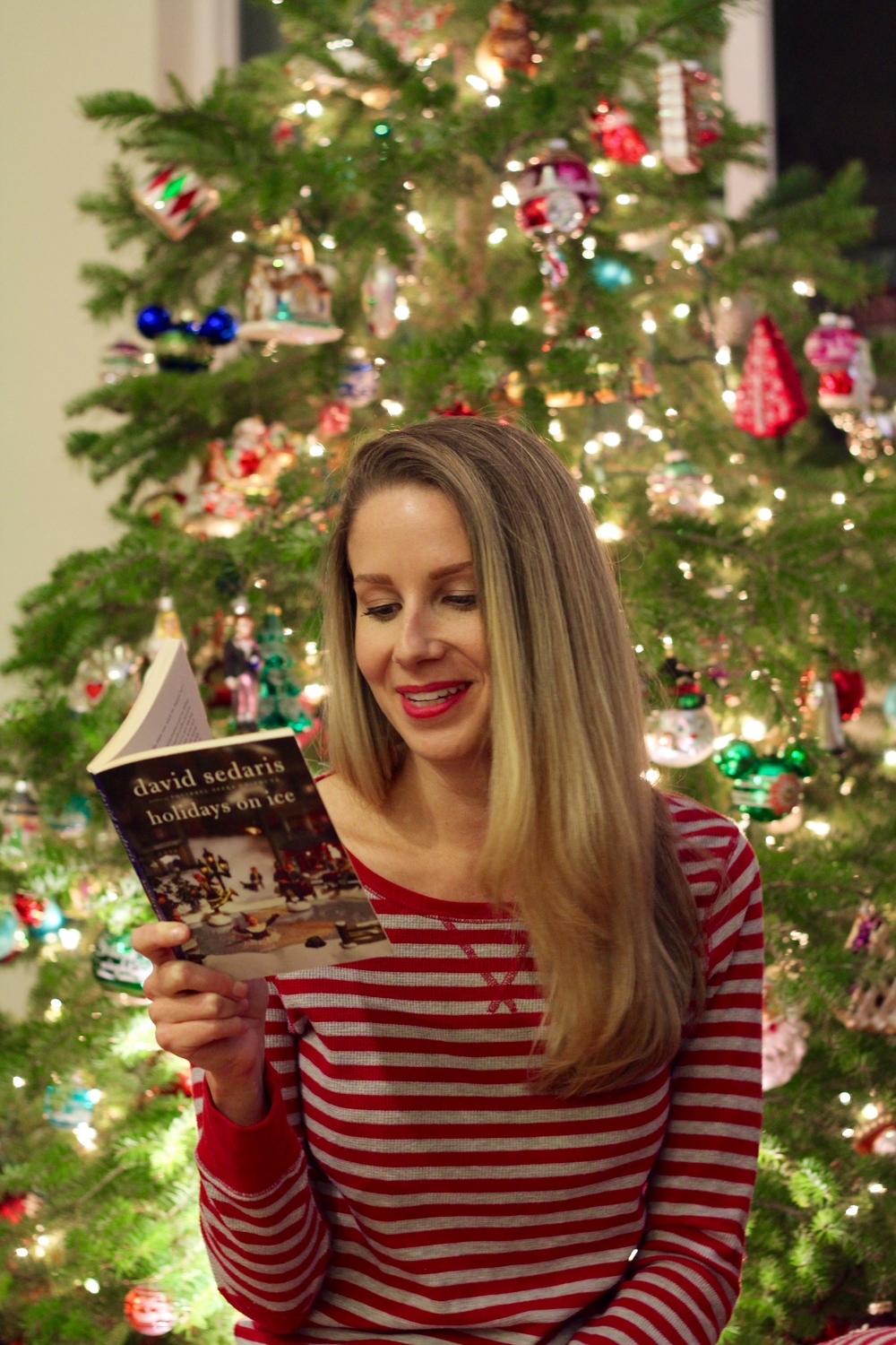 gilt edge | from the books :: holidays on ice