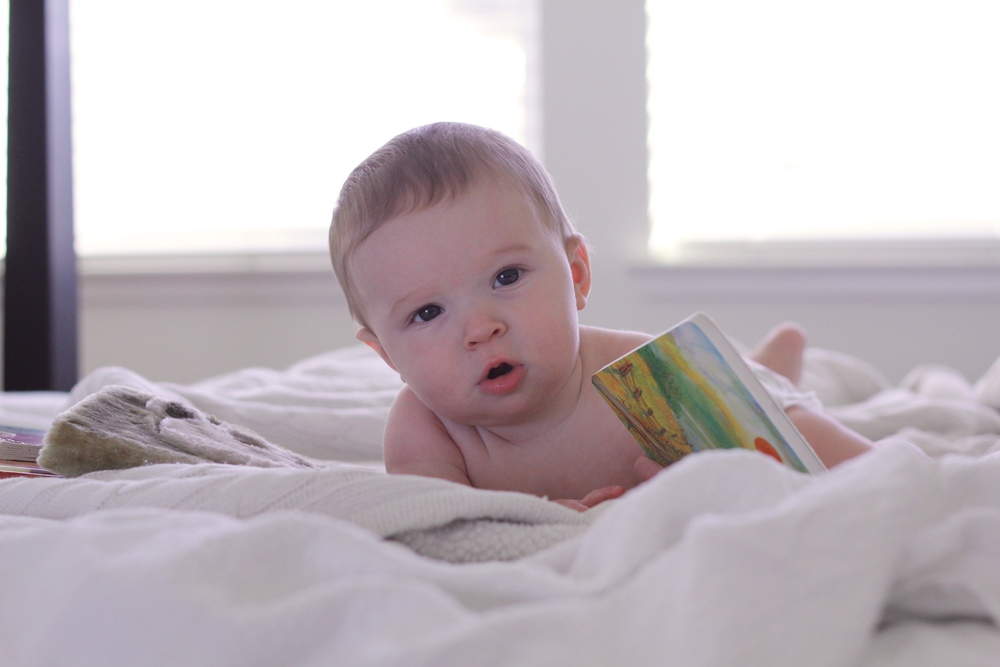 gilt edge | from the books :: baby books