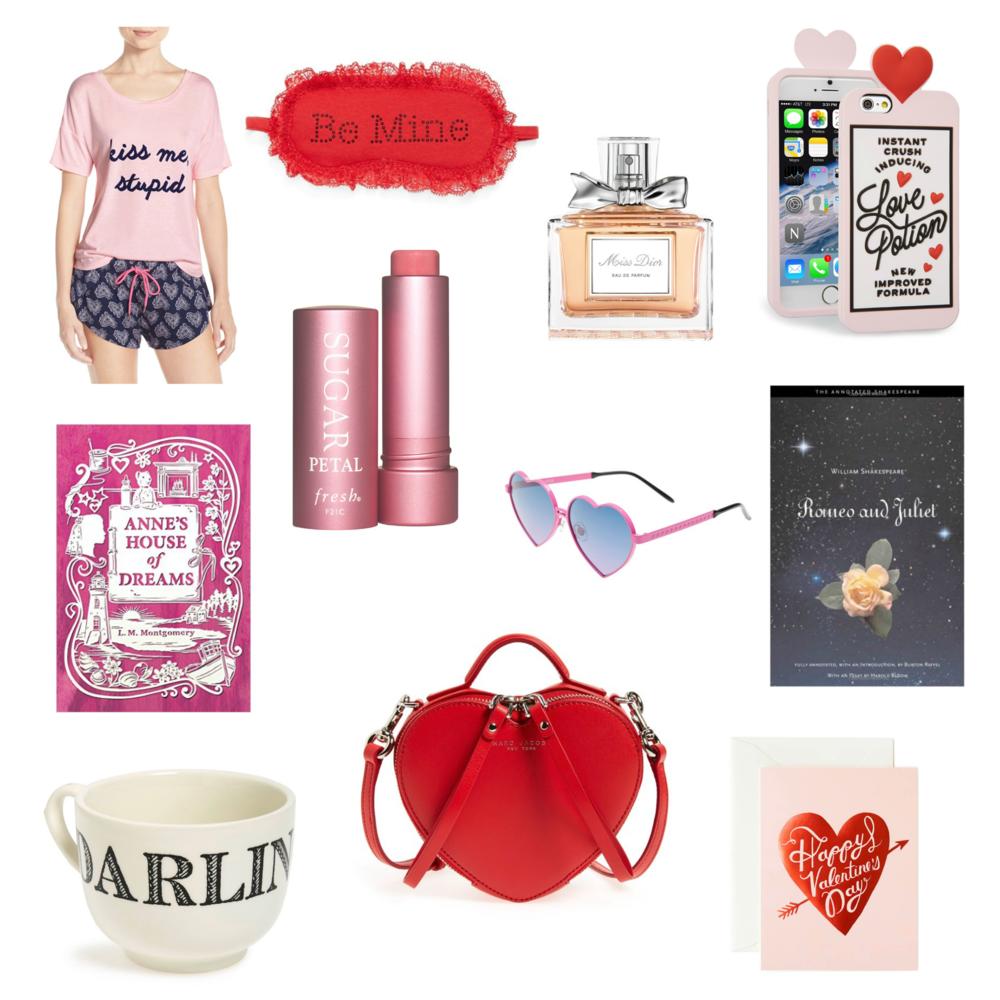 gilt edge | valentine's day wish list