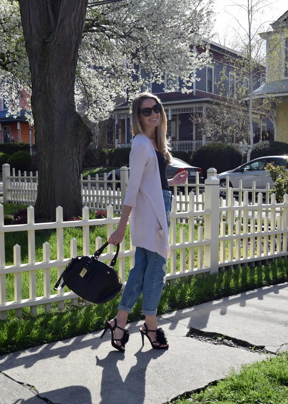 gilt edge | mom jeans