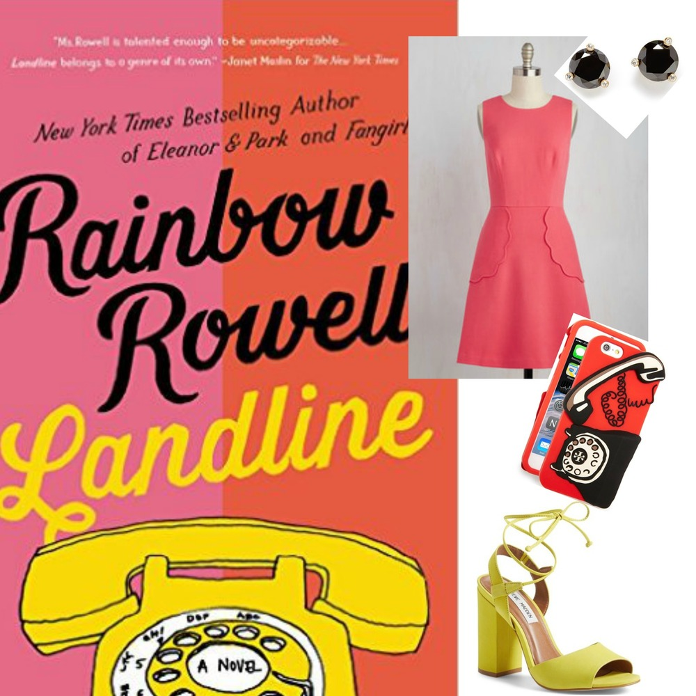 gilt edge   judge a book by its cover :: landline