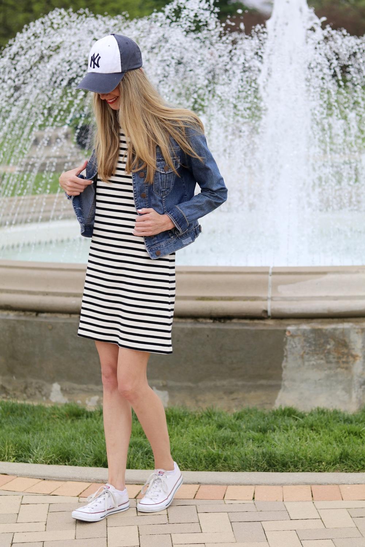 gilt edge | classic stripes
