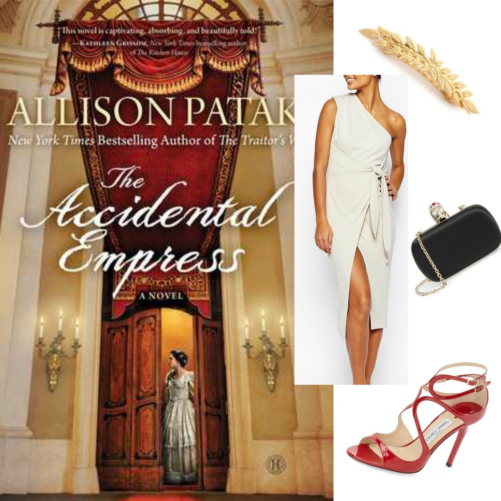 gilt edge | judge a book by its cover :: the accidental empress