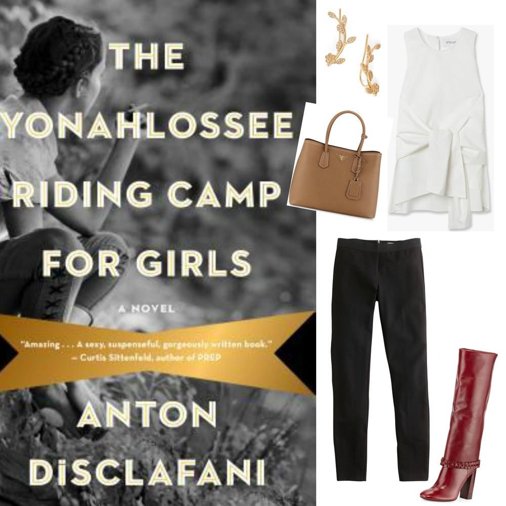gilt edge | judge a book by its cover :: the yonahlossee riding camp for girls