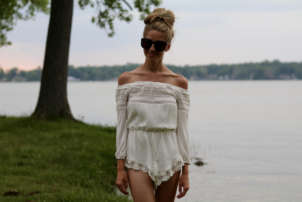 gilt edge | off the shoulder