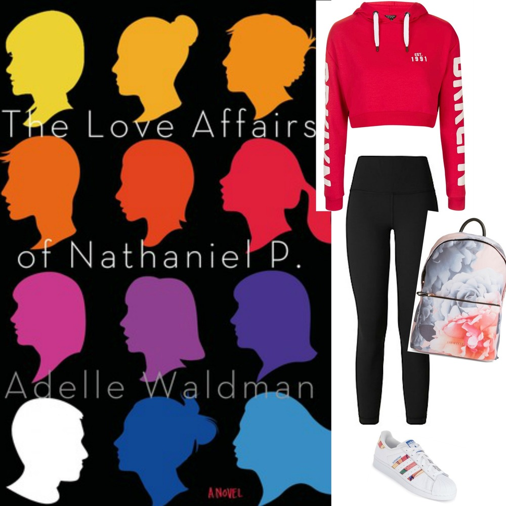 gilt edge | judge a book by its cover :: the love affairs of nathaniel p.
